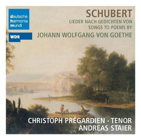 Andreas Staier - Schubert: Songs to Poems by Goethe
