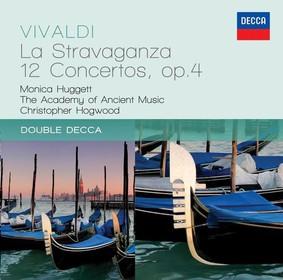 Monica Huggett, Academy of Ancient Music - Vivaldi: La Stravaganza 12 Concertos op.4