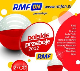 Various Artists - RMF polskie przeboje 2012