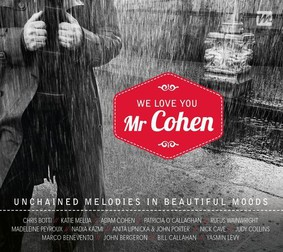 Various Artists - We Love You Mr Cohen