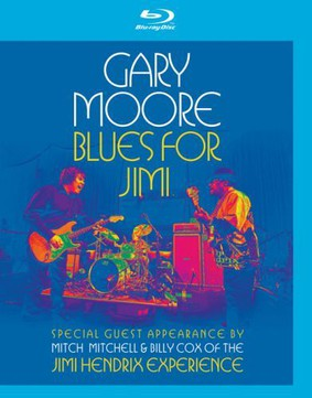 Gary Moore - Blues For Jimi [Blu-ray]