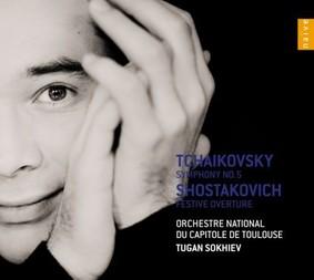 Orchestre national du Capitole de Toulouse - Tchaikovsky: Symphony No. 5 - Shostakovich: Festive Overture