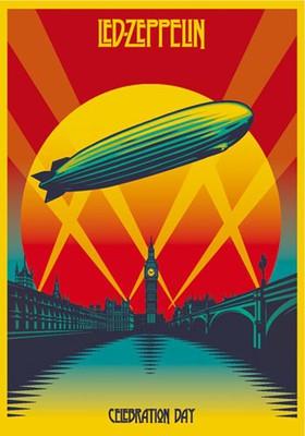 Led Zeppelin - Celebration Day [Blu-ray]