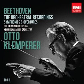 New Philharmonia Orchestra, Otto Klemperer - Symphonies & Overtures