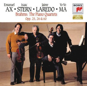 Various Artists - Brahms: Piano Quartets