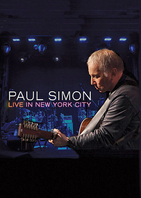 Paul Simon - Live in New York City [Blu-ray]