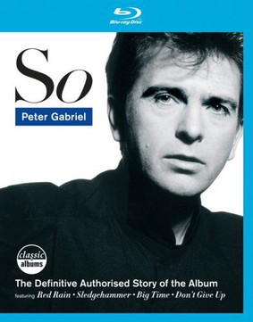 Peter Gabriel - So [Blu-ray]