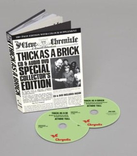 Jethro Tull - Thick As A Brick (40th Anniversary)