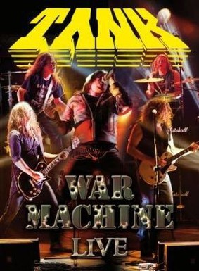 Tank - War Machine Live [DVD]