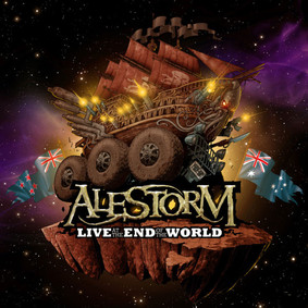 Alestorm - Live At The End Of The World [DVD]