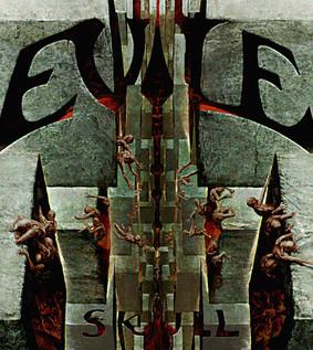 Evile - Skull