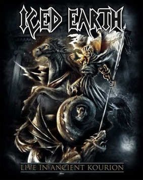Iced Earth - Live In Ancient Kourion [DVD]