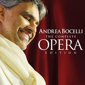 Andrea Bocelli - Complete Opera Edition