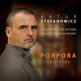 Ensemble Club Europa - Porpora Kantaty