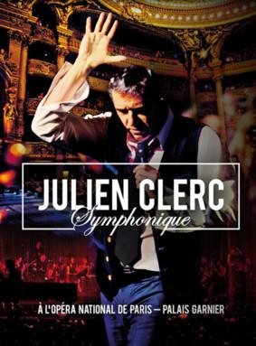 Julien Clerc - Symphonique Live 2012 [DVD]