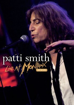 Patti Smith - Live At Montreux 2005 [DVD]