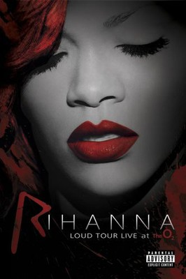 Rihanna - Loud Tour: Live At The O2 [Blu-ray]