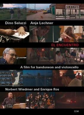 Dino Saluzzi, Anja Lechner - El Encuentro, Dino Saluzzi [DVD]