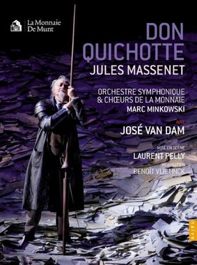 Theatre de la Monnaie - Don Quichotte [DVD]