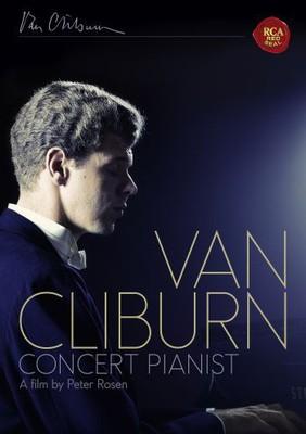 Van Cliburn - Concert Pianist [DVD]