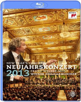 Vienna Philharmonic Orch - New Year's Concert 2013 [Blu-ray]