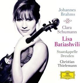 Lisa Batiashvili - Brahms, Schumann