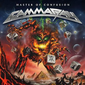 Gamma Ray - Master Of Confusion [EP]