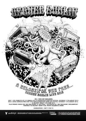 Orange Goblin - An Eulogy For The Fans - Orange Goblin Live 2012 [DVD]