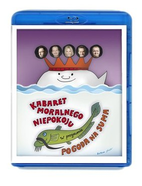 Kabaret Moralnego Niepokoju - Pogoda na suma [Blu-ray]