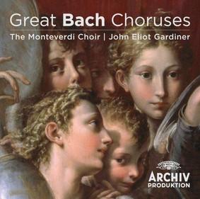 Monteverdi Choir - Great Bach Choruses