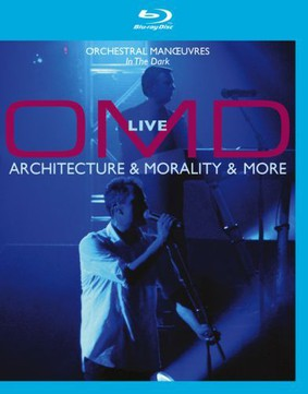 OMD - Live – Architecture & Morality & More [Blu-ray]