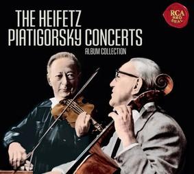 Jascha Heifetz, Gregor Piatigorsky - The Heifetz Piatigorsky Concerts