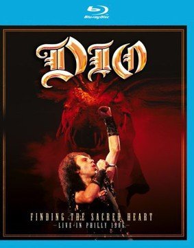 Dio - Finding The Sacred Heart - Live In Philly 1986 [Blu-ray]