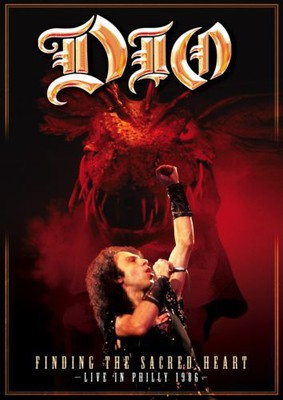 Dio - Finding The Sacred Heart - Live In Philly 1986 [DVD]