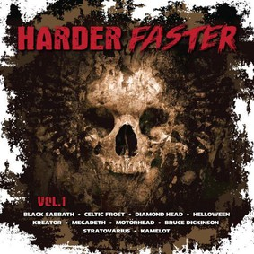 Various Artists - Harder & Faster. Volume 1