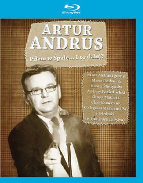 Artur Andrus - Piłem w Spale... I co dalej? [Blu-ray]