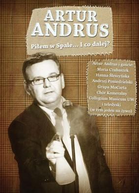 Artur Andrus - Piłem w Spale... I co dalej? [DVD]