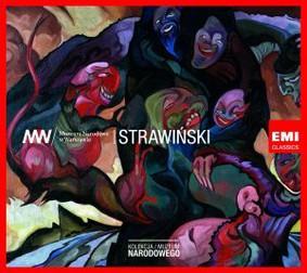 Simon Rattle - Strawiński: Kolekcja Muzeum Narodowego