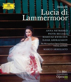Various Artists - Lucia di Lammermoor [Blu-ray]