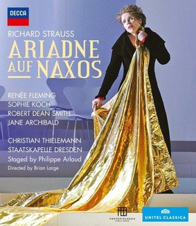 Staatskapelle Dresden - Strauss: Ariadne auf Naxos [Blu-ray]