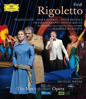 Piotr Beczała - Verdi: Rigoletto [Blu-ray]
