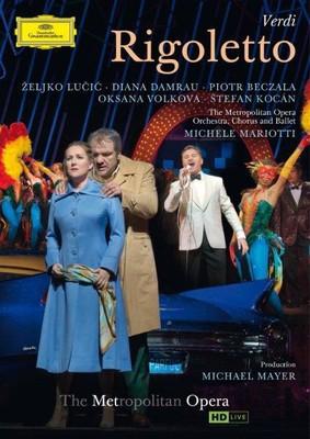 Piotr Beczała - Verdi: Rigoletto [DVD]