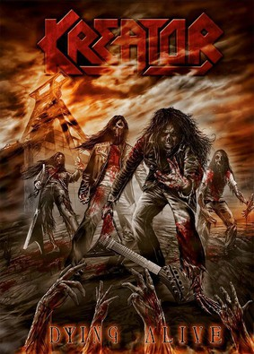 Kreator - Dying Alive [DVD]