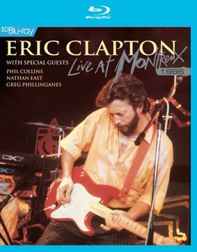 Eric Clapton - Live At Montreux 1986 [Blu-ray]