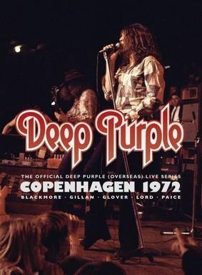 Deep Purple - Copenhagen 1972 [DVD]