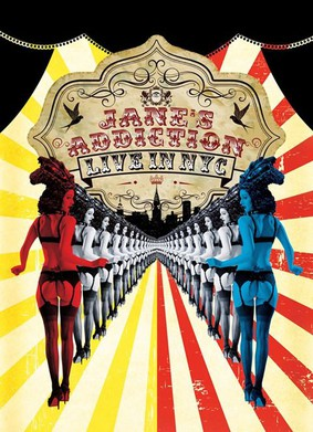 Jane's Addiction - Live In NYC [Blu-ray]