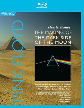 Pink Floyd - Classic Albums: The Making Of The Dark Side Of The Moon [Blu-ray]