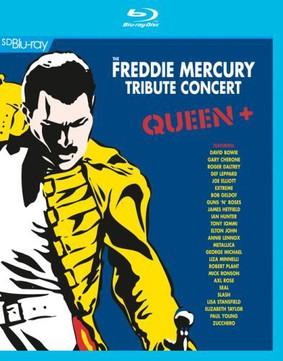 Various Artists - Queen + The Freddie Mercury Tribute Concert [Blu-ray]