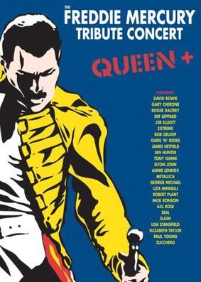 Various Artists - Queen + The Freddie Mercury Tribute Concert [DVD]