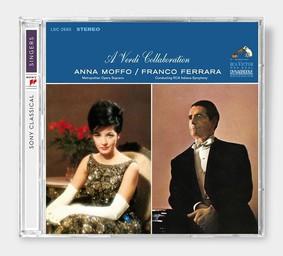 Anna Moffo - Verdi: Collaboration